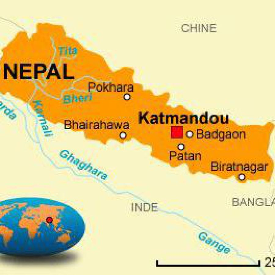 Missions au Népal